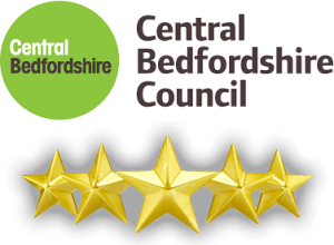 central Bedfordshire council awarded 5 star cattery